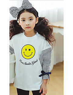 Girls' Color Block Others Tee,Others Fall Long Sleeve
