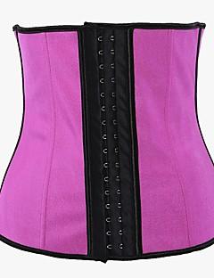 アンダーバストコルセット プラスサイズ ナイトウエア 女性用 セクシー バストアップ スポーツ レトロ風 純色