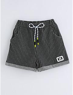 Gutt Shorts Stripe Bomull Sommer
