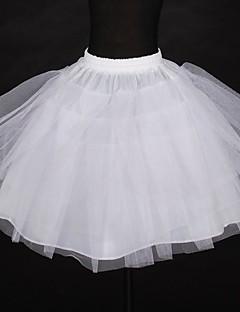 Spodničky Plesový střih Módní Ke kolenům Polyester