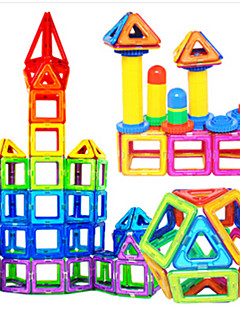 Bouwblokken Voor cadeau Bouwblokken Huis Kunststoffen 6 jaar en ouder Speeltjes