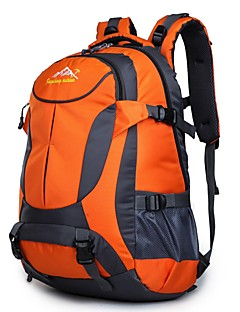 Unisex Tašky Celý rok Nylon Sportovní a pro volný čas s pro Sport Lezení Vodní modrá Trávová zelená Černá Oranžová Rubínově červená