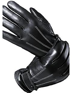 Bărbați Solid Toamnă Iarnă Αντιανεμικό Impermeabil Keep Warm Calitate superioară Modă Scop General & Manuși Utilitare Exterior Sport
