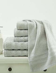 Banyo Havlusu Seti,Tek Renk Yüksek kalite %100 Pamuk Havlu