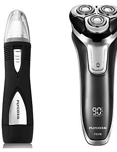 flyco fs378 rasoir électrique rasoir nez dispositif 100240v chargeable lavable rapide