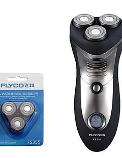 flyco fs356 coupe-rasoir électrique tête de rechange 100240v chargement rapide