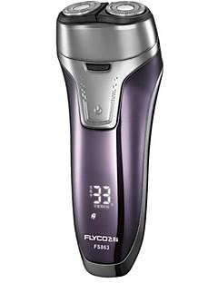 flyco fs863 rasoir électrique rasoir 100240v chargeur lavable corps