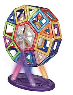 Magnetisch speelgoed Bouwblokken Voor cadeau Bouwblokken Nieuwigheid Kunststoffen Alle leeftijden Speeltjes