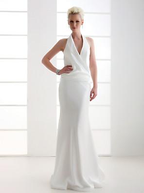 Lanting Bride® Pouzdrové Drobná / Nadměrné velikosti Svatební šaty - Klasické & nadčasové / Šaty na hostinu Retro / Sade ve Hoş Na zemDo
