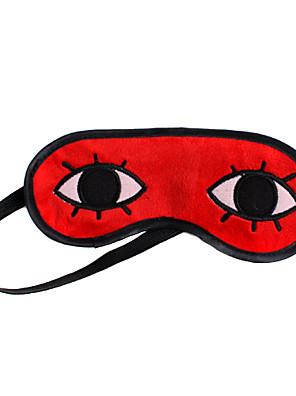 Máscara Inspirado por Gintama Okita Sougo Anime Acessórios de Cosplay Máscara Vermelho Terylene Masculino