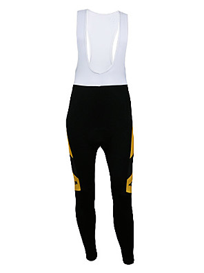 KOOPLUS® Cyklo čapáky se šlemi Pánské Jezdit na kole Prodyšné / Zahřívací / Rychleschnoucí / Nositelný / 3D Pad / Reflexní pásky