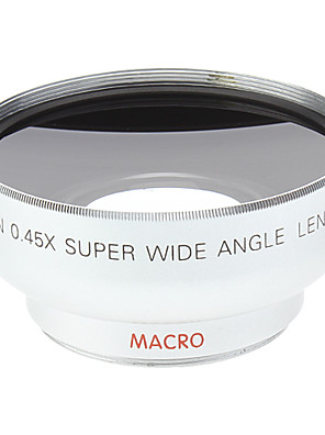 Universal 43mm 0.45x Ultra Wide Angle Extra lens