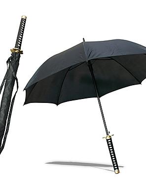 Roronoa Zoro Tři Sword Style Shuusui Samurai Sword Umbrella