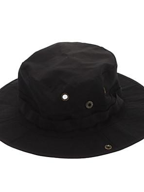 pánské sluneční klobouk černý