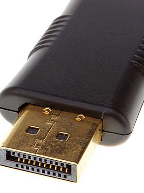 Masculino DisplayPort para HDMI V1.3 Adaptador Feminino