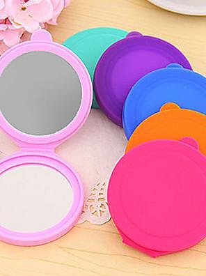 Silikone Taske Lille Makeup Spejl