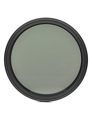 fotga® 62 mm tenký fader nd filtr nastavitelný variabilní ND2 neutrální hustota nd400