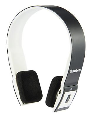 auscultadores Bluetooth 3.0 sobre handsfree estéreo ouvido com cancelamento de ruído para samsung / telefones / tablet