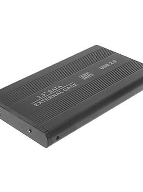 """USB 2.0 2.5 """"SATA Hard Disk Drive HDD Case Caixa"""
