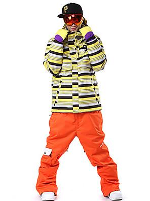 FELICE® Oblečení na lyže Kalhoty Dámské / Pánské / Unisex Zimní oblečení Nylon / Polyester Oblečení na zimyVoděodolný / Prodyšné /