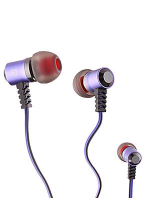 In-ear sluchátka s mikrofonem (různé barvy)
