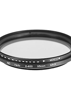 Otočný ND filtr pro fotoaparát (55 mm)