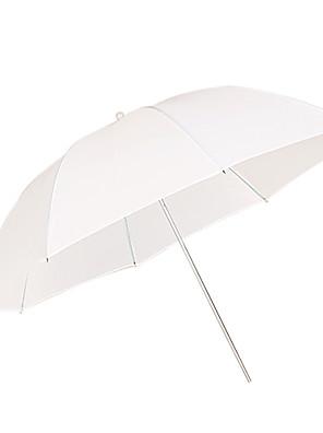 Reflektor paraply for Photo Studio (Gray + sølv)