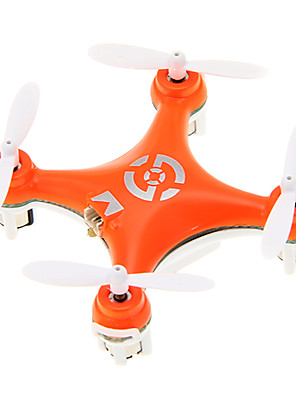 Drón Cheerson CX-10 4CH 6 Tengelyes 2,4 G - RC quadcopter 360 Fokos Forgás / Upside Down Flight / Vision Positioning / LebegRC Quadcopter