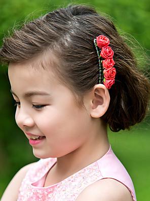 Mulheres / Menina das Flores Espuma Capacete-Casamento / Ocasião Especial / Casual Pentes de Cabelo