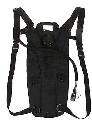 Cyklistická taška 3LCyklistika Backpack / Lahev na vodu a hydratační balíček Všitá taška na konvici / lahev / Včetně vody močového měchýře