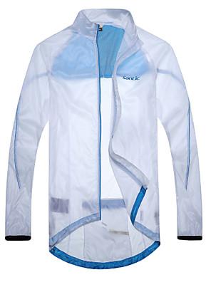 SANTIC Moto/Ciclismo Jaqueta / Roupas para Proteção Solar / Blusas Homens Manga CompridaImpermeável / Respirável / Secagem Rápida /