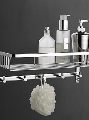 YALI.M®,Badkamerplank Chroom 36*15.5*17.5cm Messing Modern