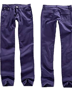 Inspirovaný No Game No Life Cosplay Anime Cosplay kostýmy Cosplay Topy / Bottoms Jednobarevné Fialová Kalhoty