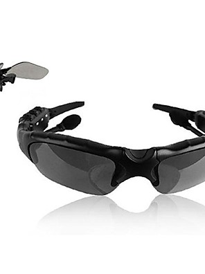 bluetooth glas stil trådlösa sport Stereo Bluetooth Headset hörlurar för iphone och andra