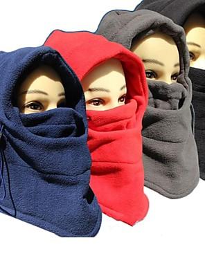 Máscaras de Esqui Moto Respirável / Mantenha Quente / A Prova de Vento / Resistente Raios Ultravioleta / Á Prova-de-Pó Unissexo Tosão