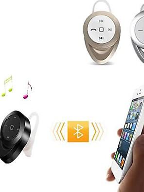 v4.0 Bluetooth אוזניות סטריאו באוזן עם מיקרופון ל/ 5 lg htc 6 s4 סמסונג / 5 / 5S ואחרים (צבעים שונים)