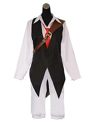 Inspired by The Seven Deadly Sins Hoofdzonden Meliodas Cosplay Costumes