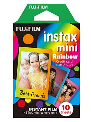 Fujifilm Instax Mini-Farbfilm rainbow