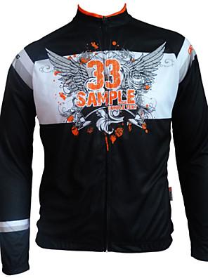 Getmoving® Camisa para Ciclismo Mulheres / Homens / Crianças / Unissexo Manga Comprida MotoRespirável / Design Anatômico / Anti-Insectos