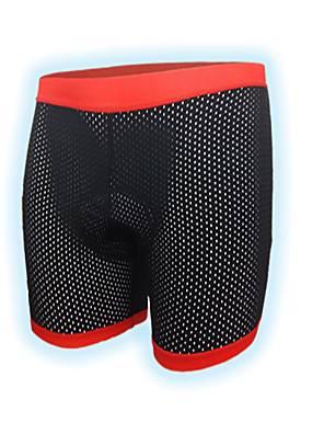 Getmoving® תחתוניות לרכיבה לנשים / לגבריםנושם / ייבוש מהיר / עיצוב אנטומי / חדירות ללחות / חדירות גבוהה לאוויר (מעל 15,000 גרם) / חומרים