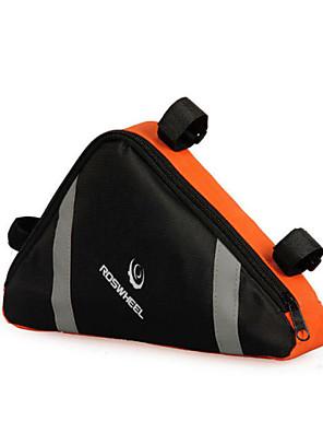 Cyklistická taška 10-20LLBrašna na rám Voděodolný / Reflexní pásek / Nositelný Taška na kolo Nylon Taška na kolo Cyklistika 23*20*6cm