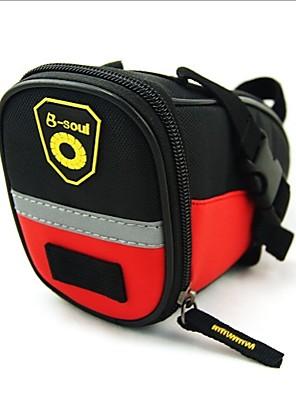 B-SOUL® תיק אופניים 20Lתיקי אוכף לאופניים רב תכליתי תיק אופניים עור PU / פוליאסטר 1680D תיק אופניים טיפוס / לטייל / רכיבה על אופניים