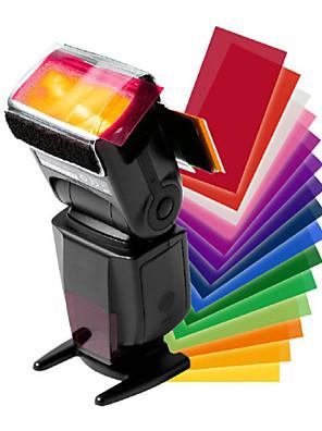 univerzální top 12 barev blesk filtr