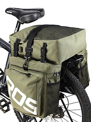 ROSWHEEL® Bolsa de Bicicleta 35LMala para Bagageiro de Bicicleta/Alforje para BicicletaÁ Prova-de-Água / Á Prova-de-Chuva / Zíper á