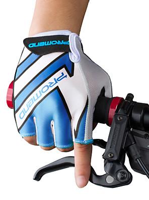 Promend® Luvas Esportivas Mulheres / Homens Luvas de Ciclismo Primavera / Verão / Outono Luvas para CiclismoAnti-Derrapagem / Camurça de