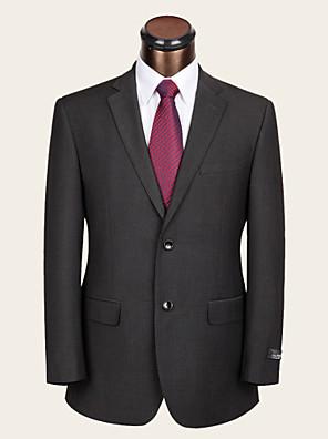Standard - Obleky ( Tmavě šedá , Vlna / Viskóza , 2 ks )