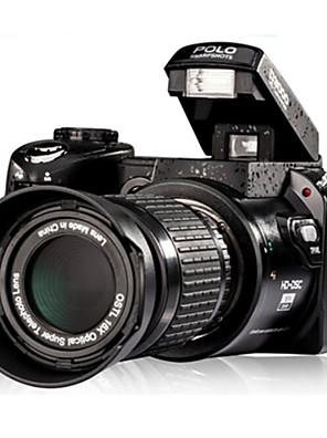 """câmera digital SLR upgradeversion 16MP 3.0 """"lcd full-hd com 16x de zoom óptico lente teleobjetiva grande anjo câmera DSLR lente"""