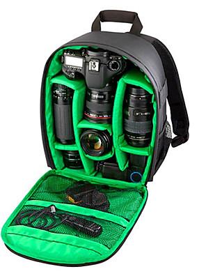 fotózás több functionaldigital DSLR fényképezőgép táska hátizsák vízálló fotó Camara táskák esetében mochila a fotós