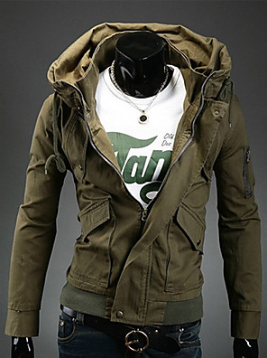 Man autumn winter jacket coat of cultivate one's morality Leisure long-sleeved fashion jacket GESE12