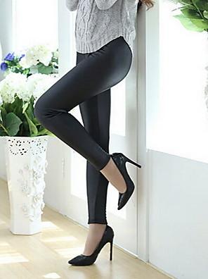 Dikte - PU - Legging - Vrouw - Legging